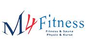 Rehasport Anbieter NRW -M4 Fitness am Standort 59557 Lippstadt - Logo