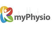 Rehasport Anbieter myPhysio am Standort 50674 Köln in NRW - Logo