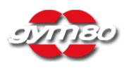 Rehasport Niedersachen am Standort 29525 Uelzen - Anbieter Sportstudio Gym 80 Logo