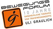 Rehasport in 36304 Alsfeld Hessen - Anbieter Bewegungsforum Uli Graulich - Logo