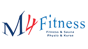 Rehasport in 59609 Anröchte - Anbieter M4 Fitness -Logo