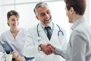 Rehasport verordnen Zusammenarbeit und Kooperation mit Ärzten