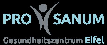 Rehasport Anbieter NRW am Standort 53947 Nettersheim - Einrichtung PRO SANUM | Gesundheitszentrum Eifel - Logo