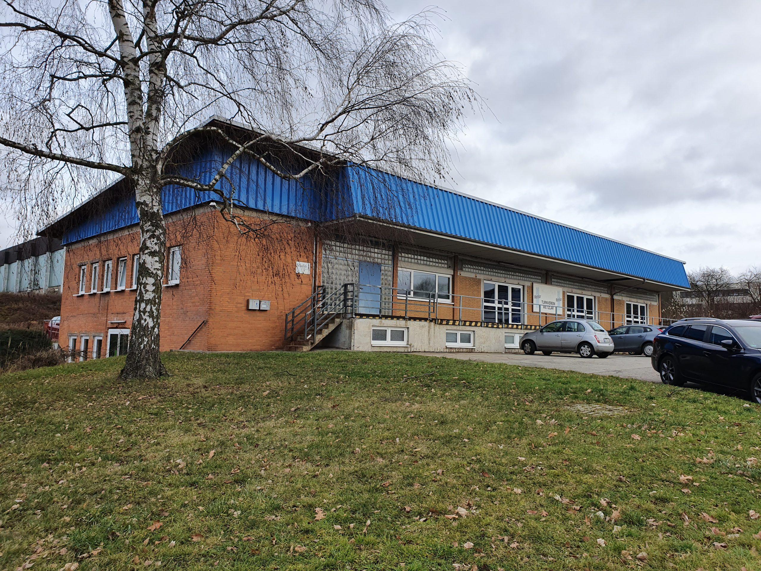 TV_Wetzlar-Gebäude mit Studio 1 - 3